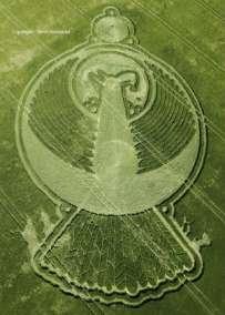 recent phoenix crop circle