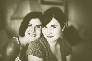 sasha and jess black and white