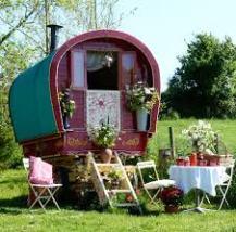 gypsy wagon home
