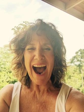 happy Maya in Costa rica